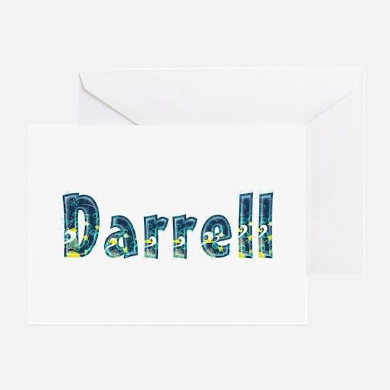 Darrell Under Sea Greeting Card