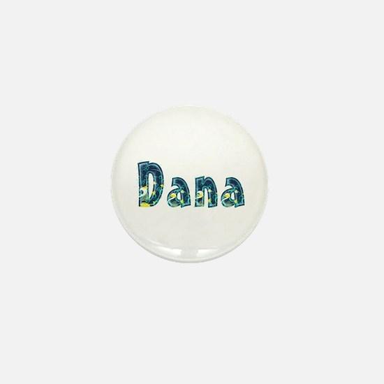 Dana Under Sea Mini Button