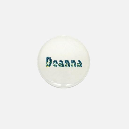 Deanna Under Sea Mini Button