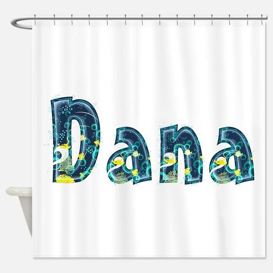 Dana Under Sea Shower Curtain