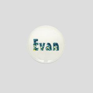 Evan Under Sea Mini Button