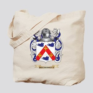 MacDermott Coat of Arms - Family Crest Tote Bag