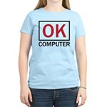 OK Computer box type red and black stacked T-Shirt