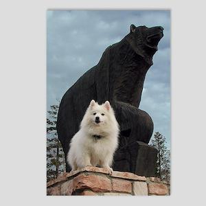 Little Bear in Big Bear Postcards (Package of 8)