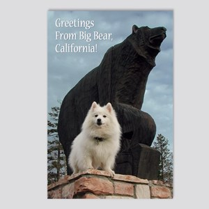 Greetings from Big Bear Postcards (Package of 8)
