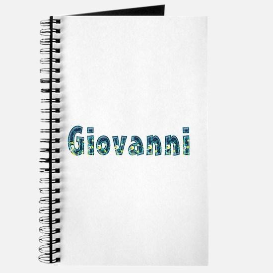 Giovanni Under Sea Journal