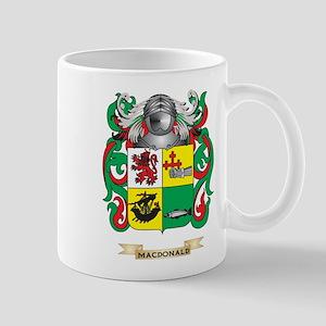 MacDonald-(Slate) Coat of Arms - Family Crest Mug