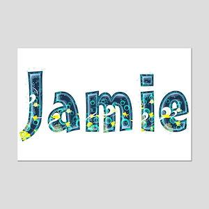 Jamie Under Sea Mini Poster Print