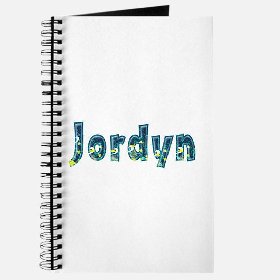 Jordyn Under Sea Journal
