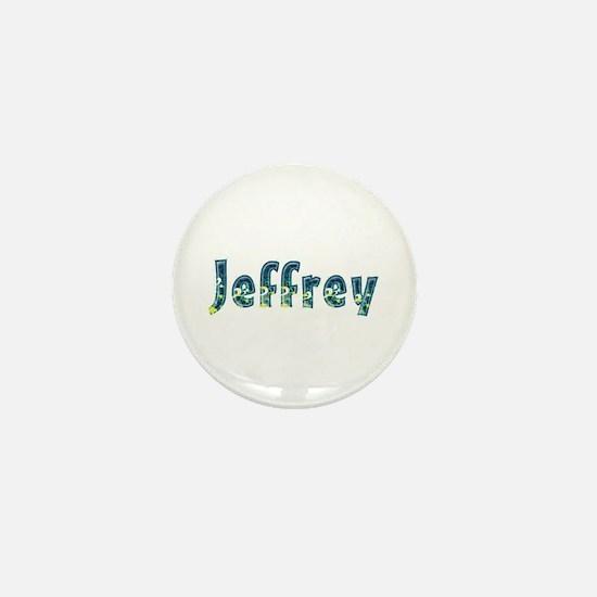 Jeffrey Under Sea Mini Button