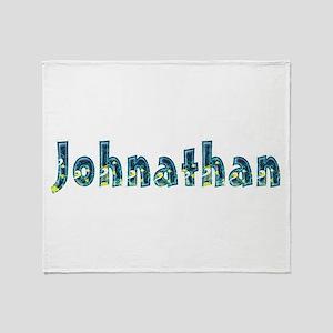 Johnathan Under Sea Throw Blanket