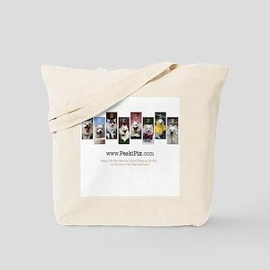PeskiPix Tote Bag