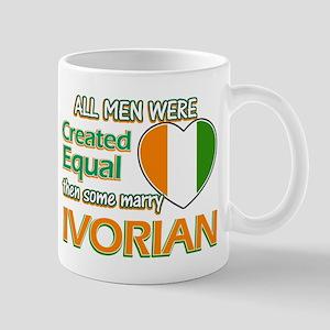 Ivorian Wife Designs Mug