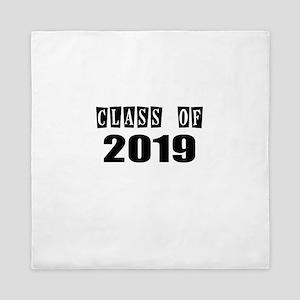 CLASS OF 2019 Queen Duvet