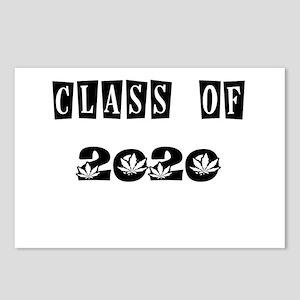 CLASS OF 2020 MARIJUANA Postcards (Package of 8)