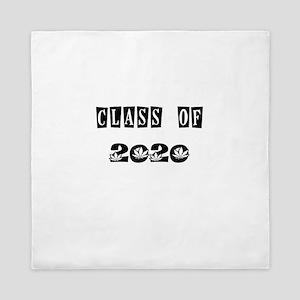 CLASS OF 2020 MARIJUANA Queen Duvet