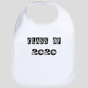 CLASS OF 2020 MARIJUANA Bib