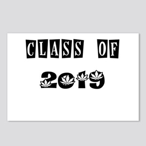 CLASS OF 2019 MARIJUANA Postcards (Package of 8)