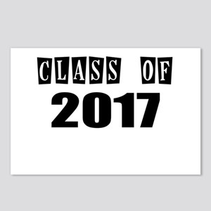 CLASS OF 2017 Postcards (Package of 8)