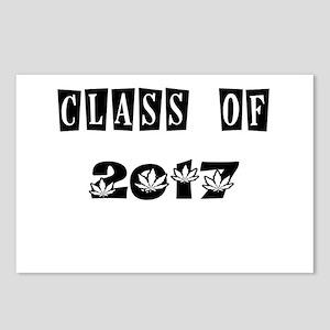 CLASS OF 2017 MARIJUANA Postcards (Package of 8)