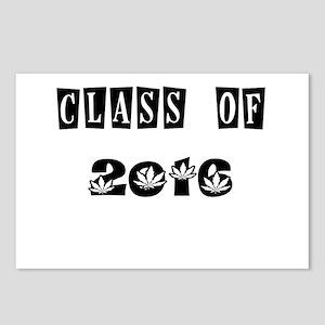 CLASS OF 2016 MARIJUANA Postcards (Package of 8)