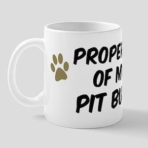 Pit Bull: Property of Mug