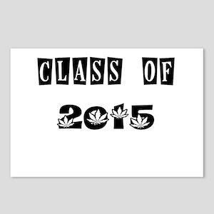 CLASS OF 2015 MARIJUANA Postcards (Package of 8)