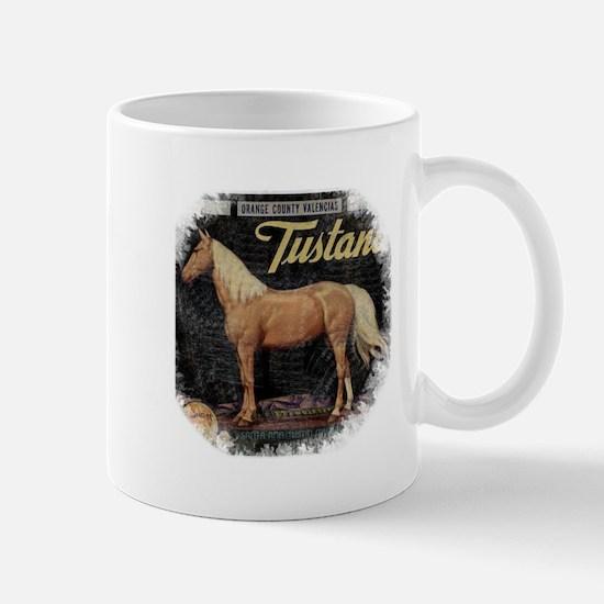 Vintage Horse Mug