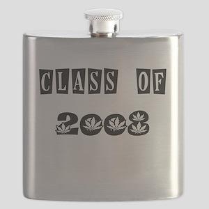 CLASS OF 2008 MARIJUANA Flask