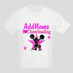 CHEERING TEAM Kids Light T-Shirt