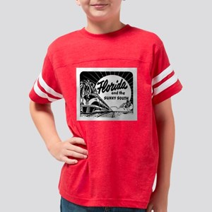 FLAWT Youth Football Shirt