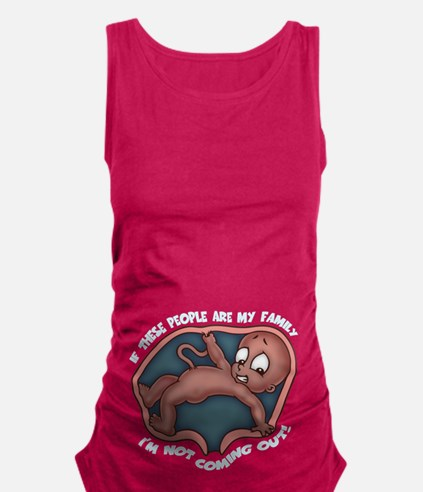 familiaphobia-DS-LTT.png Maternity Tank Top