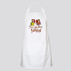 Much Ado About Nothing BBQ Apron