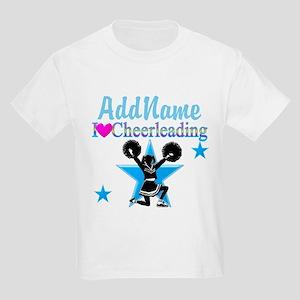 CHEERING CHAMP Kids Light T-Shirt
