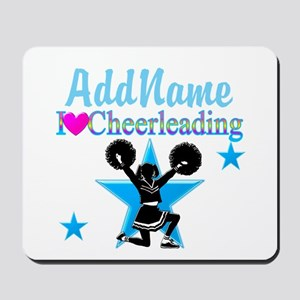 CHEERING CHAMP Mousepad