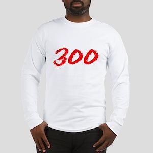 300 Spartans Sparta Long Sleeve T-Shirt