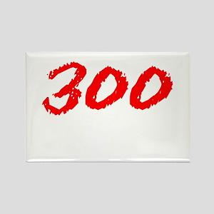 300 Spartans Sparta Rectangle Magnet