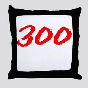 300 Spartans Sparta Throw Pillow