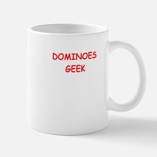 dominoes Mug