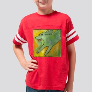 fetch_tile Youth Football Shirt
