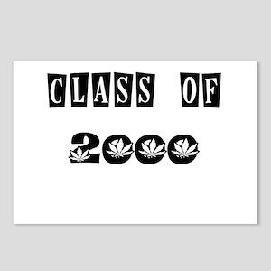 CLASS OF 2000 MARIJUANA Postcards (Package of 8)