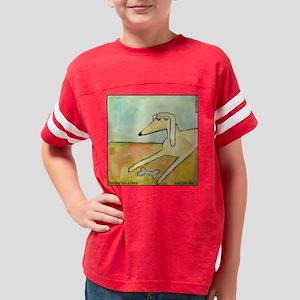 dogw_bonetile Youth Football Shirt