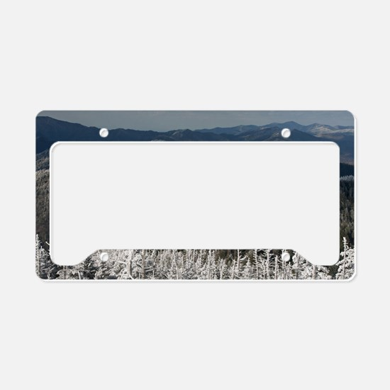 Great Smoky Mountain National License Plate Holder