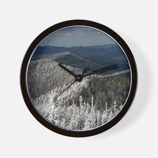 Great Smoky Mountain National Park Wall Clock