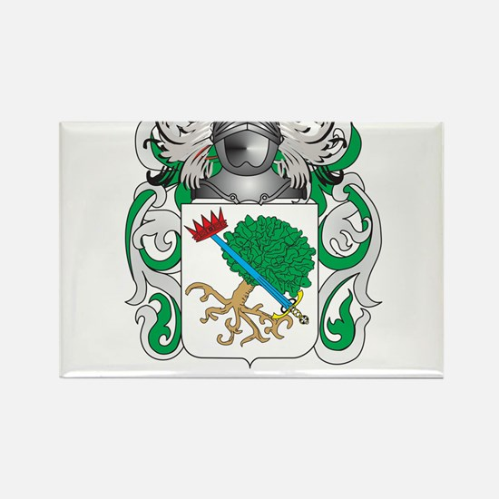 MacGregor Coat of Arms - Family Crest Rectangle Ma