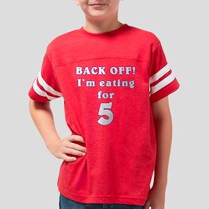 eatingfor51 Youth Football Shirt