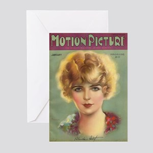 Blanche Sweet Greeting Cards (Pk of 10)