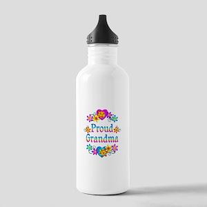 Proud Grandma Stainless Water Bottle 1.0L