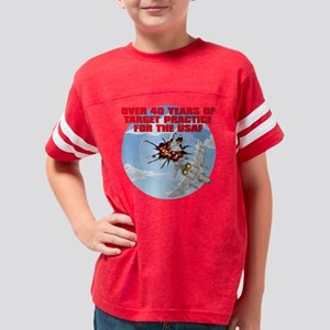 migtarget_back Youth Football Shirt