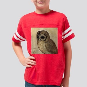 Albrecht Durer The Little Owl Youth Football Shirt